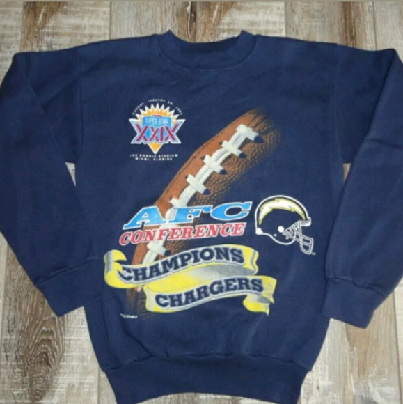 97d38510c Vintage Super Bowl XXIX Crewneck size M. M 5c0efb710cb5aa5700be7957